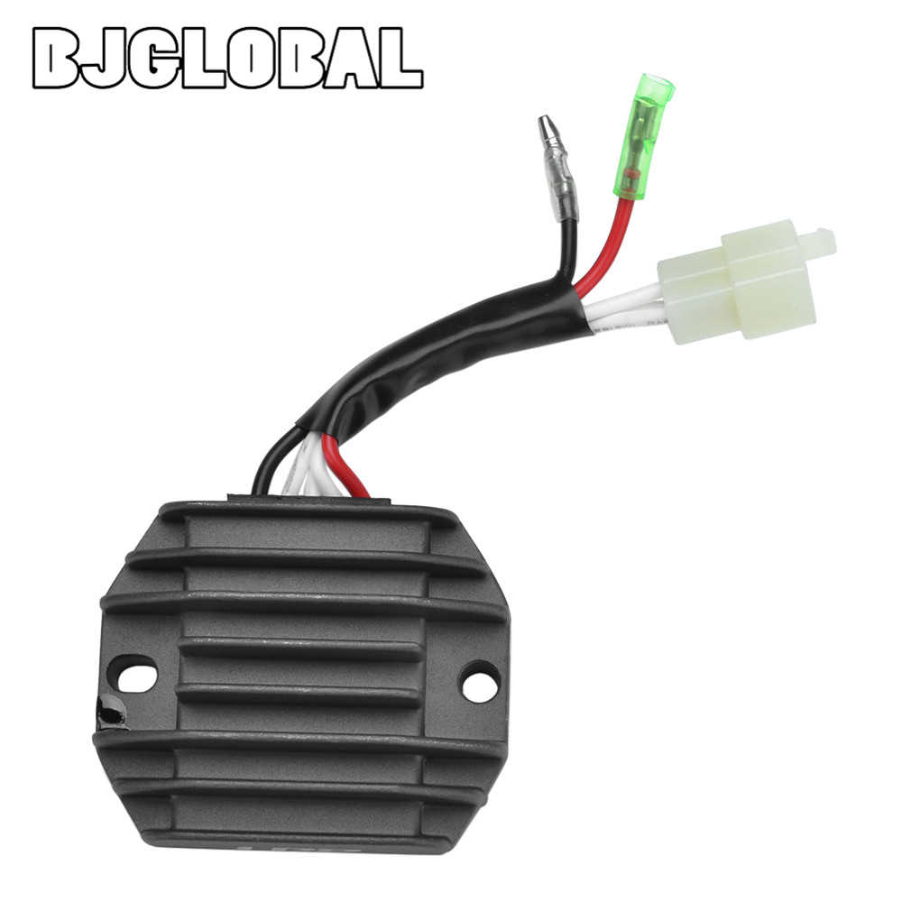 Voltage Motorcycle Boat Regulator Rectifier 12V For Yamaha YFM 350 Big Bear 4x4 Maine California Special Edition New Hampshire
