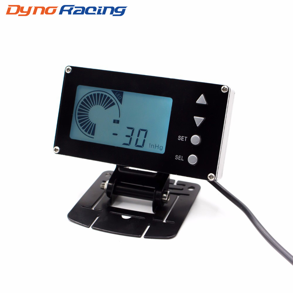 LCD Display EVC Electronic Valve Turbo Boost Controller without logo YC100177 electronics