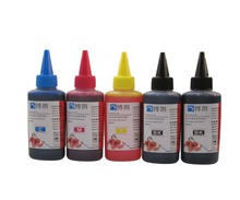 500ML Universal Refill Ink kit for canon MG5740 MG6840 TS6040 TS5040 PGI-470 CLI-471 Printer ink each bottle 100ML