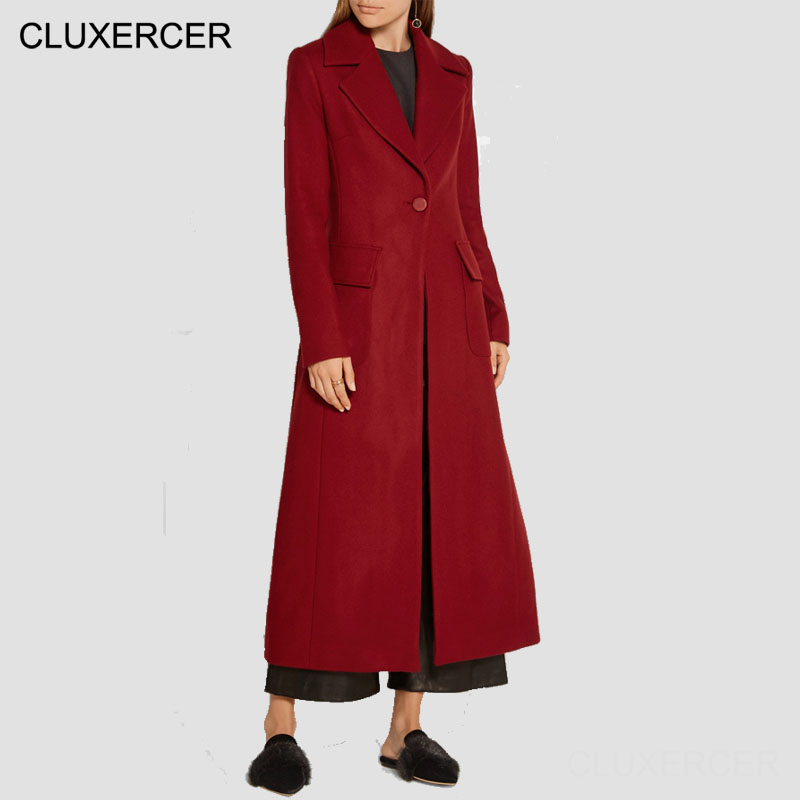 Popular Red Coat Maxi-Buy Cheap Red Coat Maxi lots from China Red