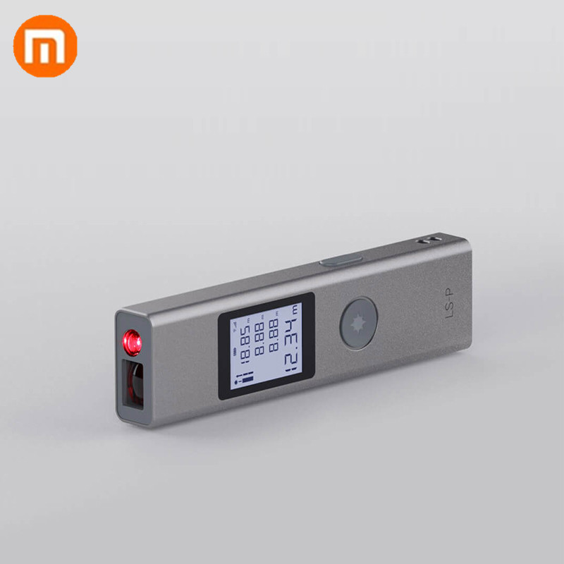 Xiaomi Mijia Duka 40m LS-P Digital Laser Rangefinder Portable USB Charger High Precision Measurement Handheld Rangefinder