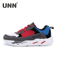 UNN New Winter Running Shoes Breathable Sport Shoes Outdoor Colorful Unique Design For Young Sneakers Men
