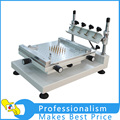 High Precision Manual PCB Screen Press Precise Stencil Solder Printing Machine Solder Paste Printer+Squeegees Free Shipping