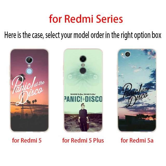 Panique à la discothèque étui pour Xiaomi Redmi Redmi Note 9 8 7 6 5 pro couverture Redmi 9a 8a 7a 6a 5a 8t y3