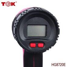 Eu Plug Powerful Tools 2000 W LCD Digital Display Heat Gun Car Paint Stripping Solder Hot Air Blower Hot Air Rework Gun