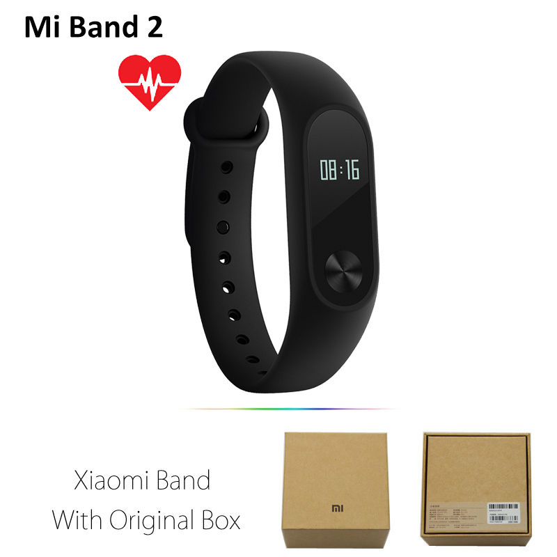 run through xiaomi mi band 2 smart wristband the Ring, matters