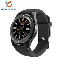 Original No 1 G8 Smartwatch Bluetooth 4 0 SIM Call Message Reminder Heart Rate Monitor Sport