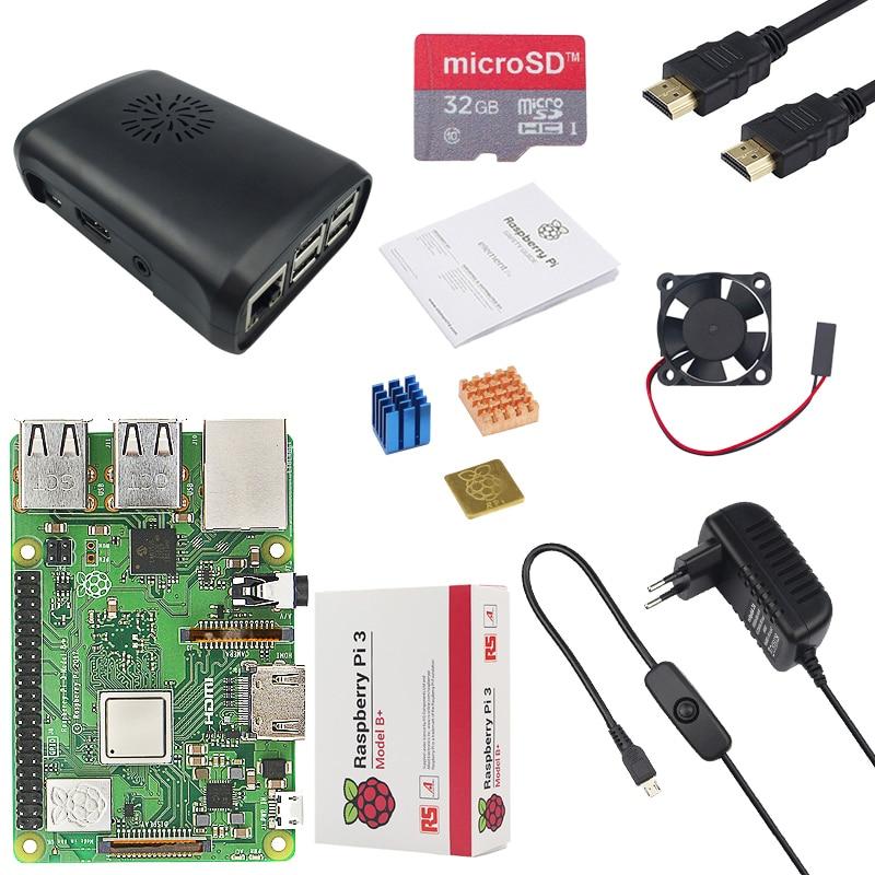 4 in 1 kit Acrylic Case for Raspberry Pi Zero 1.3//W with Heat sink hu