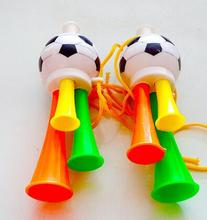 2018 russia word cup Fan Horn Bugle Soccer Football Games Loud Noise Maker Cheering Trumpet Toy L Cheerleading Loudspeaker