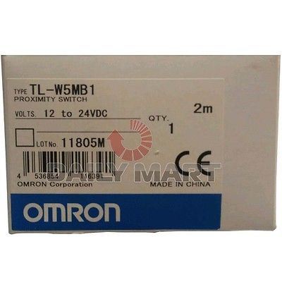 DHL/EMS 5 LOTS OMRON Automation and Safety TL-W5MB1 TLW5MB1 PLC PROGRAMMABLE LOGIC CONTROLLER