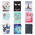 For Samsung T530 SM-T530 Leather Case, Butterfly PU Leather Stand Cover Case for Samsung Galaxy tab 4 10.1 inch T531 T535 #R