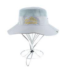 купить New Summer Men's Bucket Hat Outdoor Sport Hiking Fishing Hats For Men Women Wide Brim Breathable Sun Boonie Hat Fisherman Cap онлайн