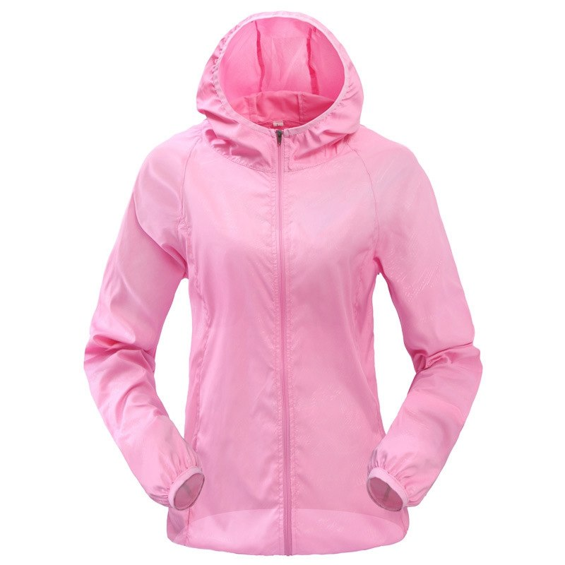 NIBESSER 2019 Sports Windproof Quick Dry Running Jacket Sunshade Breathable Rain Jacket Top Candy Color Windproof NIBESSER 2019 Sports Windproof Quick Dry Running Jacket Sunshade Breathable Rain Jacket Top Candy Color Windproof Coat