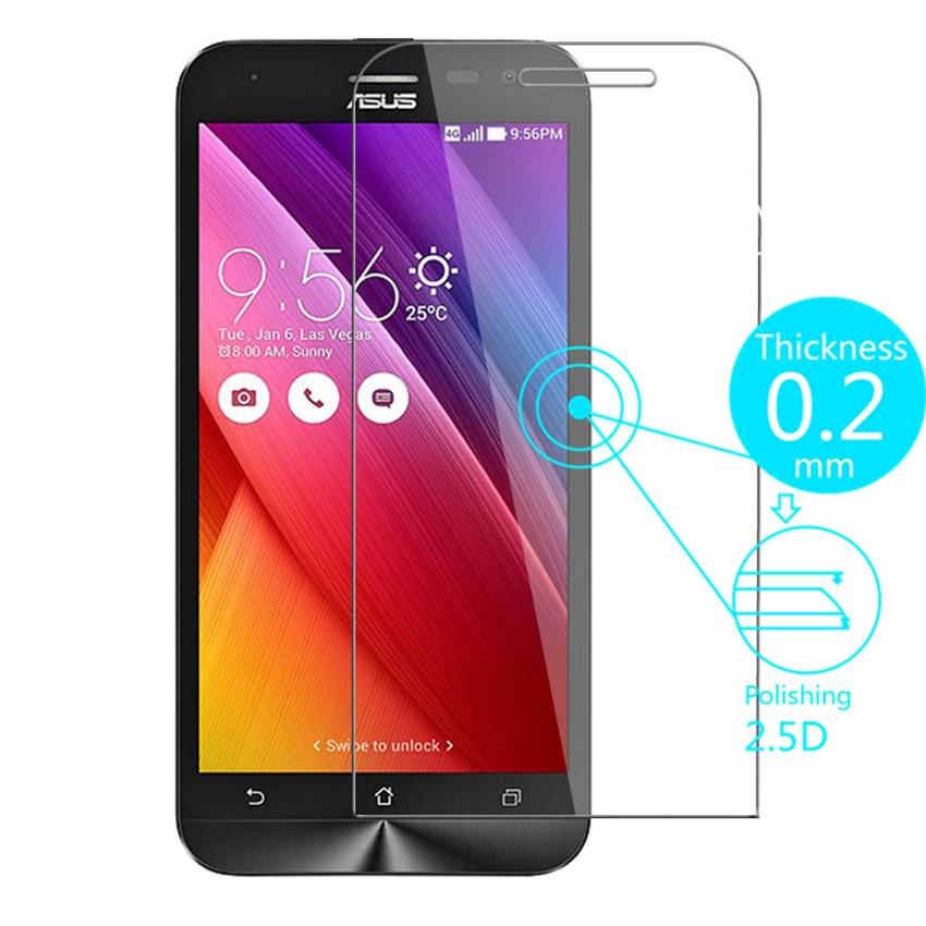 ASUS Zenfone Selfie ZD551KL / 2 Lazer ZE500KL 3 5 6 / GO ZB500KL ZC500TG ZB551KL üçün Temperli Şüşə Ekran Qoruyucu Film