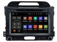 Android 8.1.0 2GB ram CAR DVD player for Kia Sportage 2010 2014 audio autoradio stereo headunit multimedia navi taperecorder