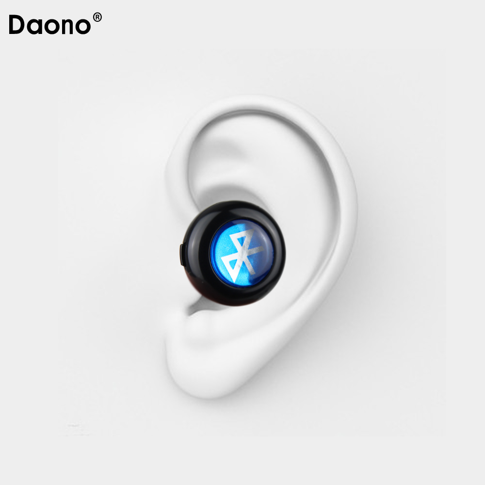 все цены на New stereo headset bluetooth earphone headphone mini V4.0 wireless bluetooth handfree universal for all phone for iphone онлайн