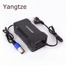 Yangtze Charger 58V 4A Scooter Lead Acid Battery Charger Bike AC-DC 48V 4A for Bicycle Electric Tool(China)