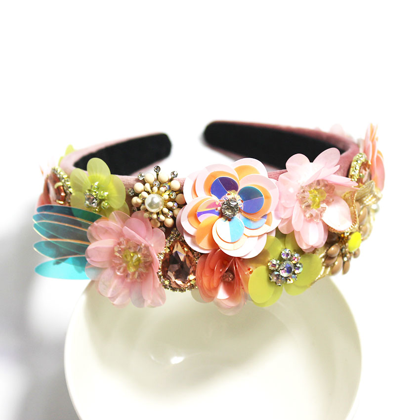 2019 New Baroque Leaf Full Fashion Fashion Hairband Retro Palace Bride Hair Accessories 996-in Hair Jewelry from Jewelry & Accessories on Aliexpress.com | Alibaba Group