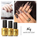 FOCALLURE Matte Top Coat Set Nail Primer Soak off UV Gel Nail Polish Matte Top Base to Nail Gel Lak Vernis Semi Permanent