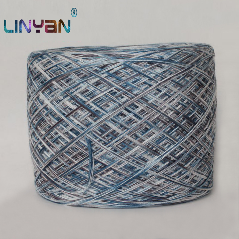 250g Yarn For Crocheting Hand Knitting Foreign Trade Mercerized Cotton Thread Soft Close Skin Washable Yarn For Knitting Zl4