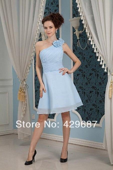 Blue dress juniors 518
