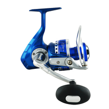 Okuma AZORES-4000-16000 All-metal Spinning Reel Iron Durable Fishing Gear Fast Speed Carp Fishing Coll Lure Line Winder Wheel цена