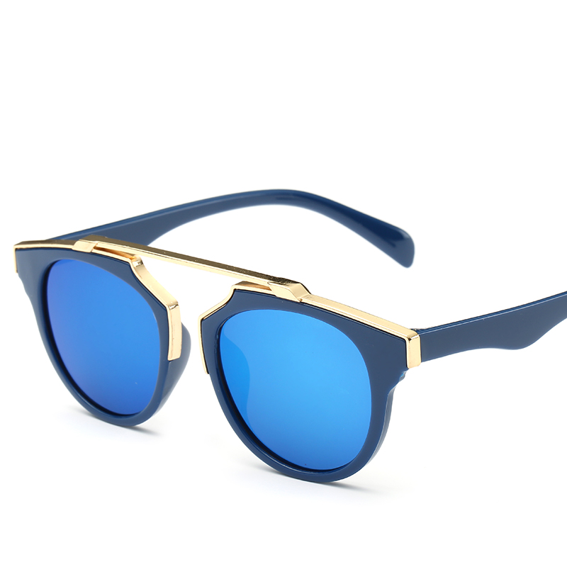 Apparel Accessories Shop For Cheap Design Metal Frame Kids Sunglasses Girls Boys Gasses Eyewear Children Sun Glasses Eyeglasses Uv400 #270910