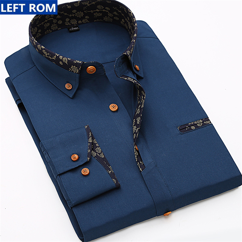 Cotton Mens Short-sleeved Shirt 2017 Summer New Popular Selling Men Cool and Comfortable Tops Men Hot Sale Slim Size S M L-5XL