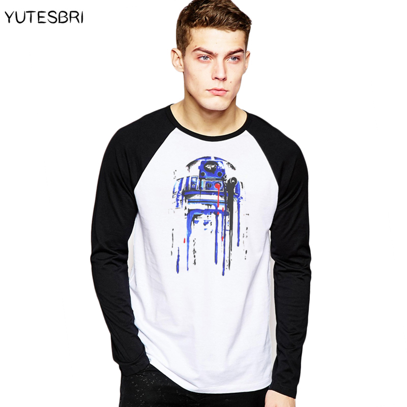 R2d2 comics mens the black friday t shirts 2018 The Empire Star Wars cotton Yoda/Darth Vader fitness Storm Trooper clothes