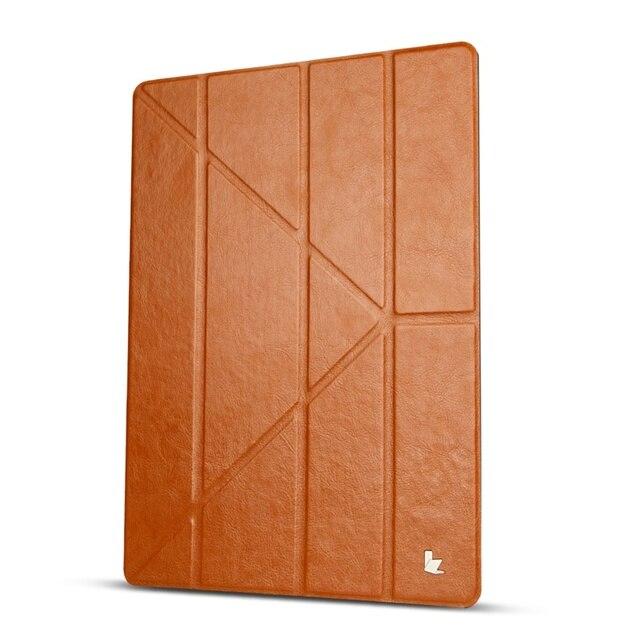 Brown Ipad pro cover pu leather 5c649ed9e281a