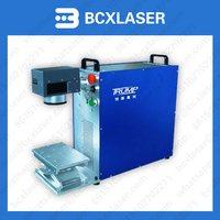 Good Laser 20W 30W Fiber Portable Metal Laser Engraving Machine