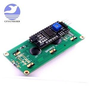 Image 3 - 10個LCD1602 + I2C 1602シリアルブルー/グリーンバックライトlcdディスプレイ2560 uno avr iic/I2C