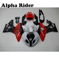 09 14 S1000RR Bodywork Injection Molding Red Black Fairing Kit Hull Covers Panel For BMW S1000RR 2009 2014 2013 2012 2011 2010