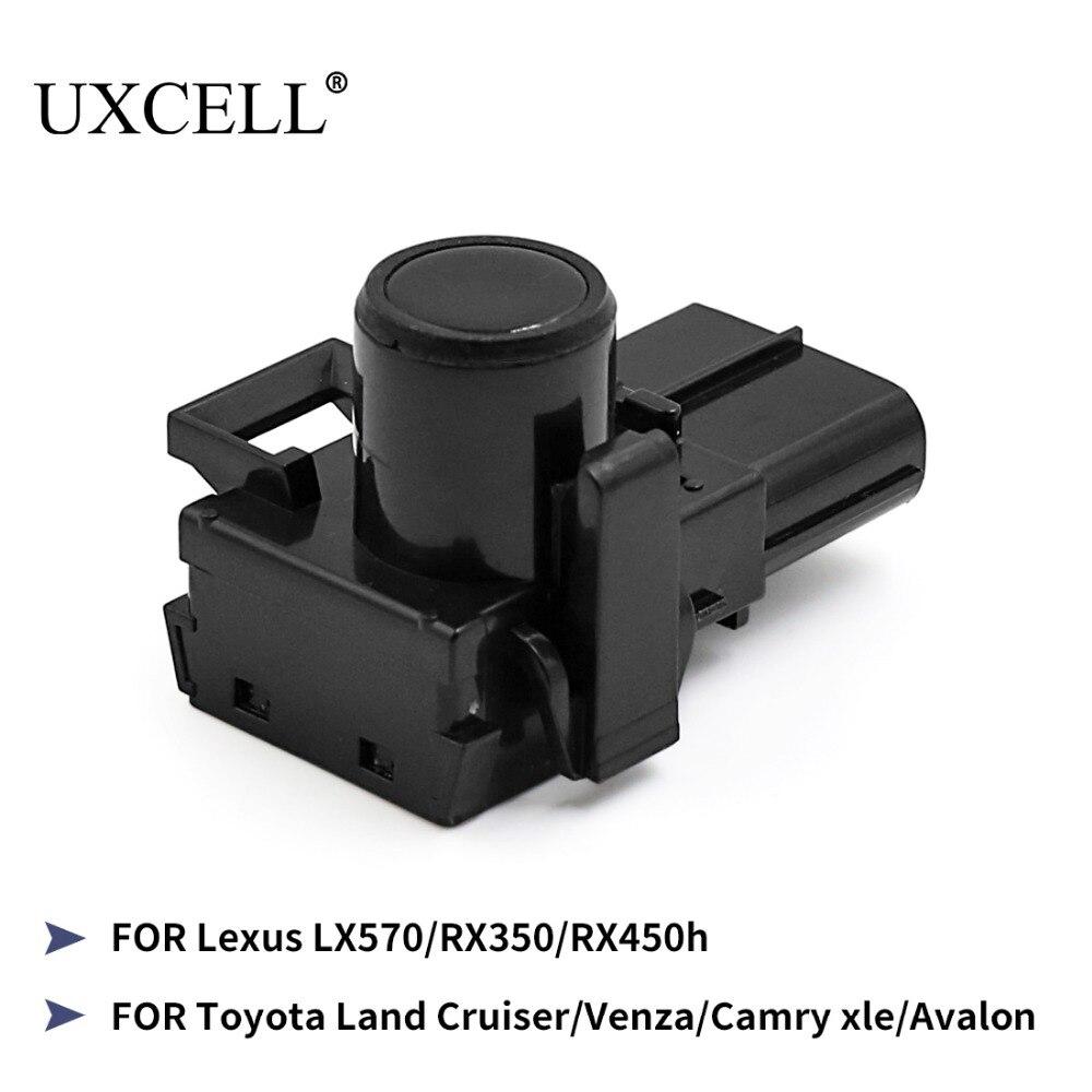 UXCELL 89341-33190 PDC Parking Sensor Bumper Reverse Assist For LEXUS LX570 RX450h RX350 For Toyota Land Cruiser Avalon Venza