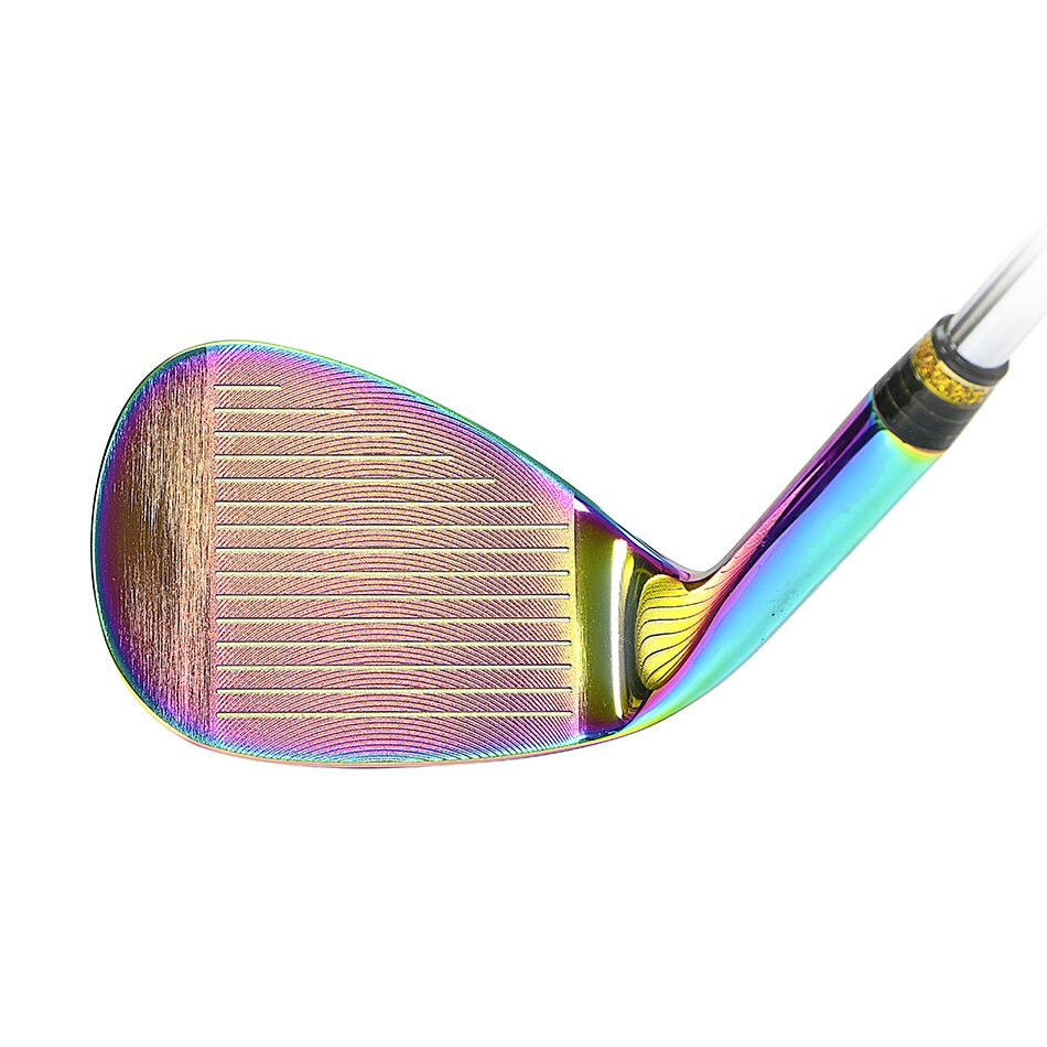 Image 4 - Golf clubs wedges right handed unisex Colorful color 50/52/56/58/60 Degree Steel Shaft 2017NEW free shipping-in Golf Clubs from Sports & Entertainment