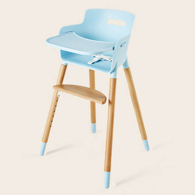 Online Soild Wood Baby High Chair Seat Adjule Portable Feeding Dining Table Seating Children Kids Aliexpress Mobile