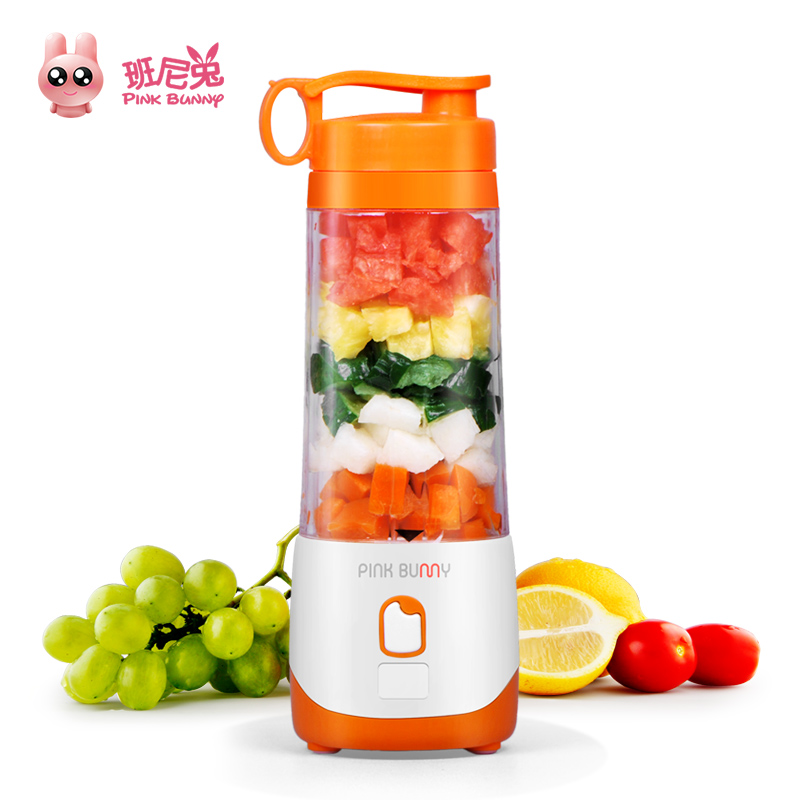 Mini portable USB electric fruit vegetable lemon juicer blender cup squeezer Rechargeable Smoothie Maker Blender Shake outdoors portable blender mini juicer fruit mixer smoothie maker multifunction extractor blenders household travel cup