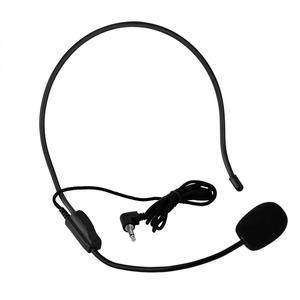 Image 3 - Mini przenośny zestaw słuchawkowy z mikrofonem Microfone 3.5mm Jack Wire Mikrofon do głośnika Mikrofon kolumnowy do głośnika i komputera
