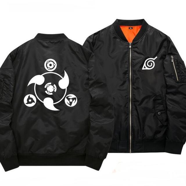 Bomber Jacket Naruto