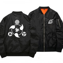 Naruto Bomber Jacket (21 Types)