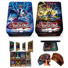 Yugioh Collectible Playing Cards Free Yu-gi-oh Box 60Pcs System Gifts & Crafts Anime Figures Japan Yu Gi Oh Legendary Board Game(China)