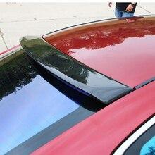 Q50 Carbon Fiber Rear Roof Window Spoiler for Infiniti Q50 2014 2015 2016 Auto Racing Car Tail Lip Wing Spoiler carbon fiber auto racing spoiler wing for porsche cayenne 958 turbo s sport 4 door 2015 2017