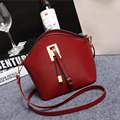 2017 New bolsos carteras mujer marca small candy color shell women messenger bags ladies crossbody shoulder bag sac a main femme