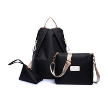 2016 Trendy New Simple font b Handbag b font Women Designer Composite Bag High Quality Oxford