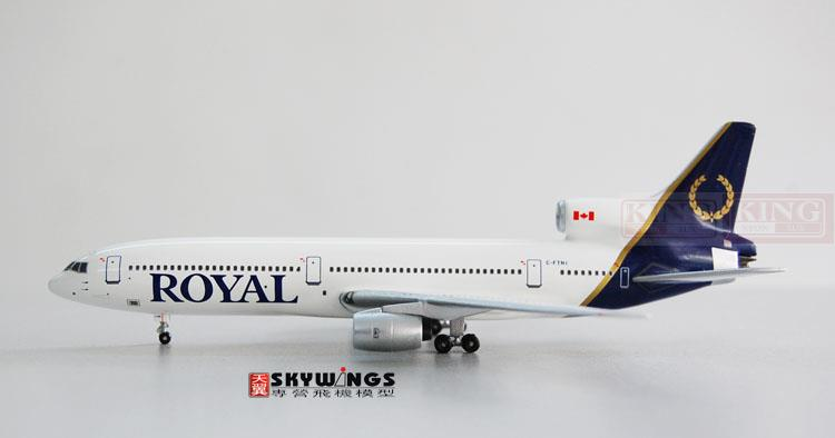 AV4112002 Royal Canadian Airlines C-FTNI 1:400 L-1011 commercial jetliners plane model hobby sale phoenix 11221 china southern airlines skyteam china b777 300er no 1 400 commercial jetliners plane model hobby