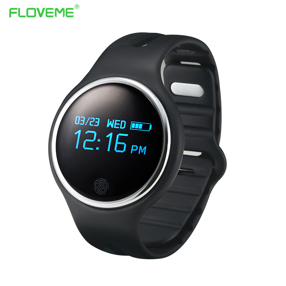FLOVEME A3 Smart Watch Sports Clock Wristbands For Apple iOS Phone Android Electronics Fitness Tracker Wristwatch