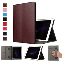 Case For Funda IPad Pro 12 9 Luxury Business Leather Case Tablet 9 7 Inch Wake