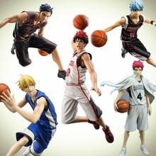 Куроко нет корзины фигурка Тайга Daiki Tetsuya Ryota ПВХ Коллекция игрушек аниме куроко Нет Баскетбол