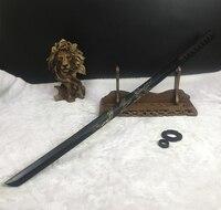 Ace Martial Arts Supply Hardwood Datio Bokken Kendo Practice Sword (Set of 2)
