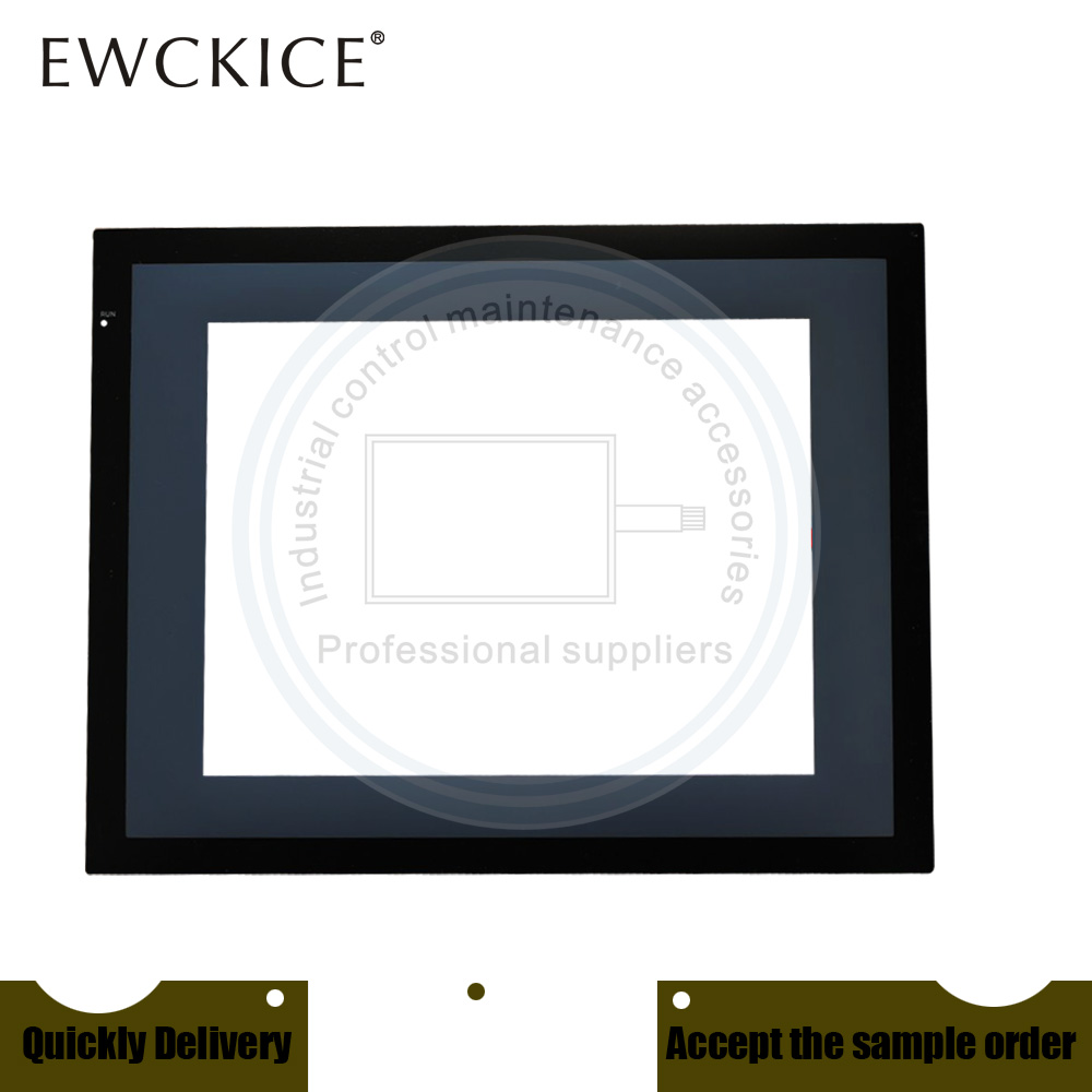 NEW NS10-TV00B-ECV2 HMI PLC Front label Industrial control sticker Industrial control maintenance accessories